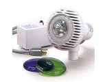 Aqualuminator Above Ground Pool Light Kit with Color Lenses