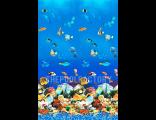 "18'x33'x48"" Oval Uni-Bead Aquarium Liner - 25 Gauge"