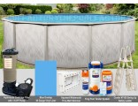 "21'x52"" Bristol Round Pool Package"