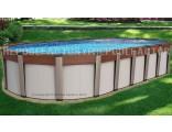 """18'x33'x54"""" Contempra Oval Pool"""