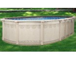 "8'x16'x52"" Hampton Oval Pool"