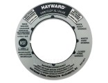 Label Sticker for Hayward SP714T Top Mount Sand Filter Valve