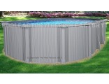 "18'x33'x54"" Intrepid Oval Pool"