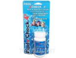 Pool Check 4 In 1 Chlorine Test Kit (50 Strips)