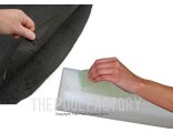 30' Round Pool Cove & Armor Shield Liner Floor Pad Combo