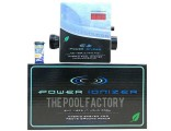 Power Ionizer Hybrid Sanitizer For Above Ground Pools