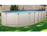"18'x33'x52"" Saltwater 5000 Oval Pool"