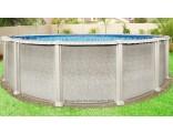 "15'x54"" Saltwater 8000 Round Pool"