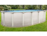 "12'x24'x52"" Signature RTL Oval Pool"
