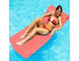 "Swimline 1.5"" thick SofSkin Floating Mattress Coral"