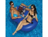 Swimline Solstice Double Tube Cooler Combo Float 16412SF
