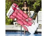 Swimline Solstice Riviera Float Pool Mattress (Pink) 15191HS
