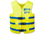 Super Soft Vest - Adult Small Yellow