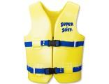 Super Soft Vest - Child Youth Medium Yellow 50-90lbs.
