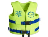 Super Soft Vest - Child X-Small Green 30-50lbs.