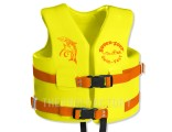 Super Soft Vest - Child Small Yellow 30-50lbs.