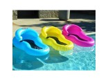 Swimline Solstice Chill Chair Floating Lounger Blue 15160CC