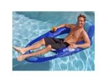 SwimWays Spring Float Recliner (Blue/Aqua) 13018