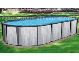 """15'x26'x54"""" Tribeca Oval Pool"""