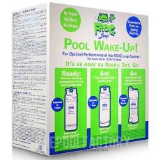 Pool Frog Leap Wake Up Pool Opening Kit