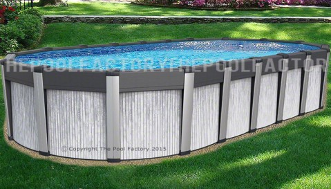 "18'x40'x54"" Preference Oval Pool"