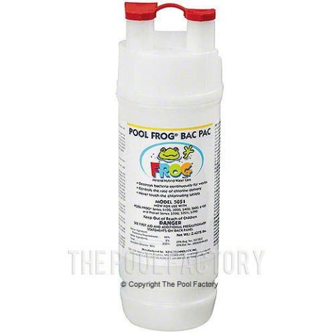 Pool Frog Chlorine Bac Pac - Model 5051