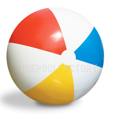 "Swimline 36"" Classic Panel Beach Ball"