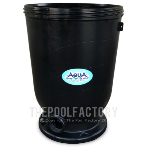 AquaPro Cartridge & DE Filter Tank Bottom