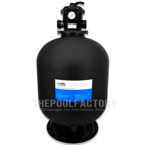 "AquaPro 24"" Sand Filter Tank with Skirt"