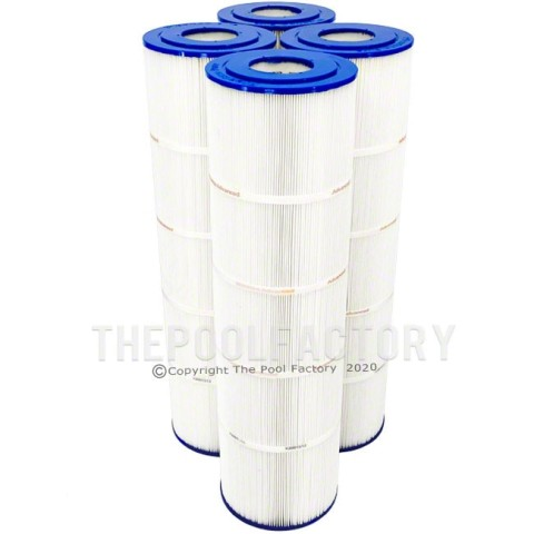 AquaPro 425 SQ. FT. Mega Quad Replacement Cartridges - Set of 4