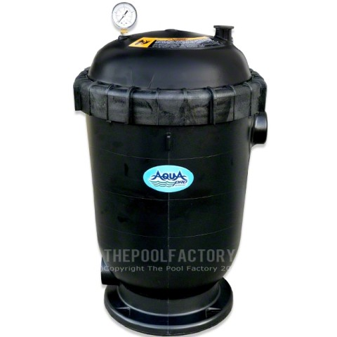 AquaPro 120 SQ. FT. Above Ground Pool Cartridge Filter Tank