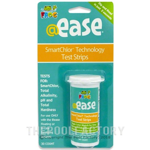 Frog @ease - Test Kit (30 Strips)