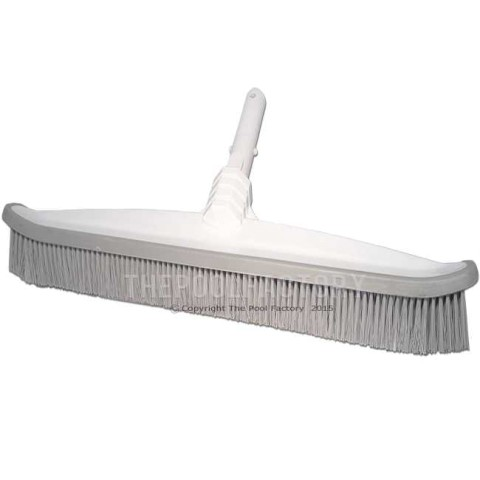 "20"" Heavy Duty Floor & Wall Brush with Bumper 20191"
