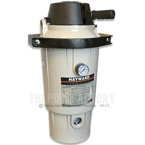 Hayward Perflex EC40 D.E. Above Ground Pool Filter EC40AC