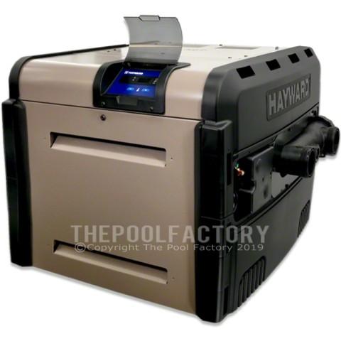 Hayward Universal H-Series 350,000 BTU Low NOx Natural Gas Heater