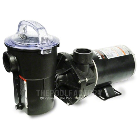 Hayward Power-Flo LX Pump 1.5 HP - Vertical Discharge