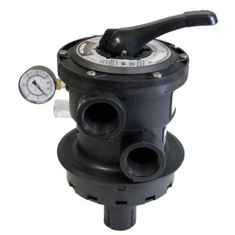 "Hayward Pro Series Multiport 1.5"" Top Mount Valve SP0714T"
