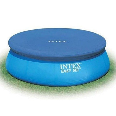 Intex 8' Round Easy Set Cover 58939E