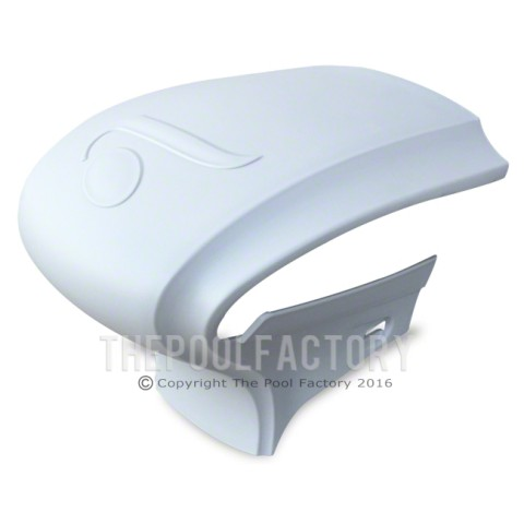 Top Cover/Outer Cap for Curved Side of Oval & Round Intrepid/Oasis Pool Models  - Side View