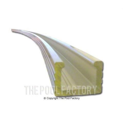 Bottom Track/Stabilizer for Transition/Corner fits 15'x24' Intrepid/Oasis Pools