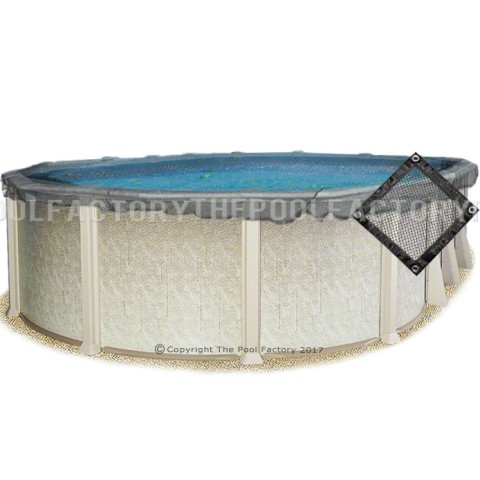 12'x17' Oval Leaf Net Cover