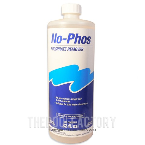 No-Phos Phosphate Remover