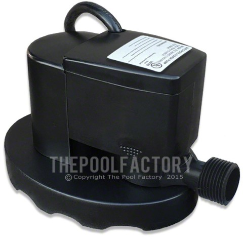 Ocean Blue Automatic Winter Cover Pump includes 25 ft. cord