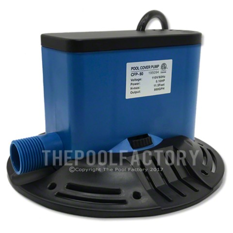 Ocean Blue Automatic Winter Cover Pump 800
