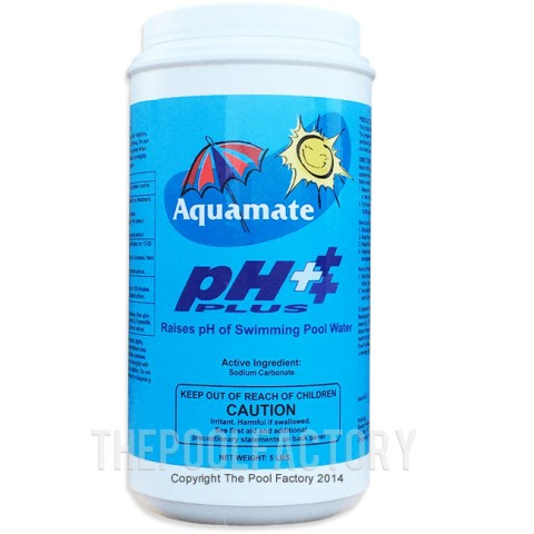 Aquamate pH Plus 5lbs