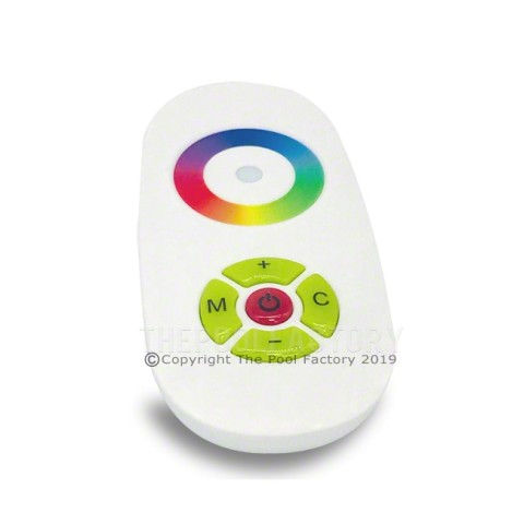 Remote Control for Mult-Color LED lights