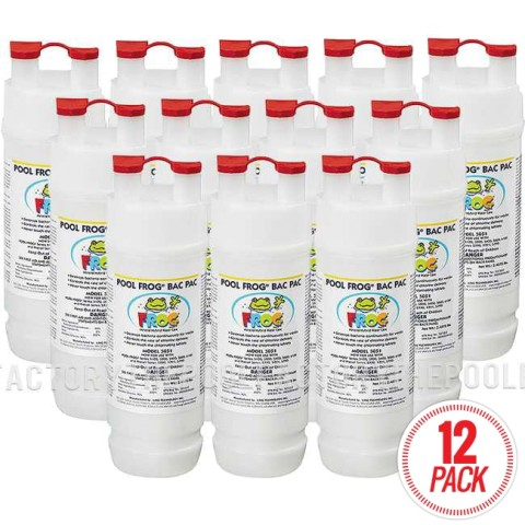 Pool Frog Chlorine Bac Pac - 12 Pack - Model 5051