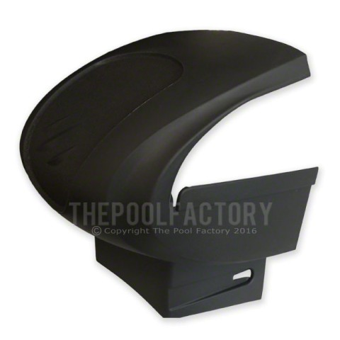 Top Cover/Outer Cap for Melenia pools - Oval Straight Side