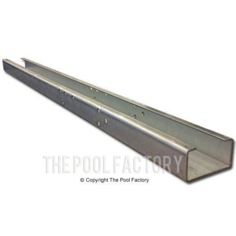 Bottom Channel Support Beam for Oval Wilbar & Saltwater Series Pool Models