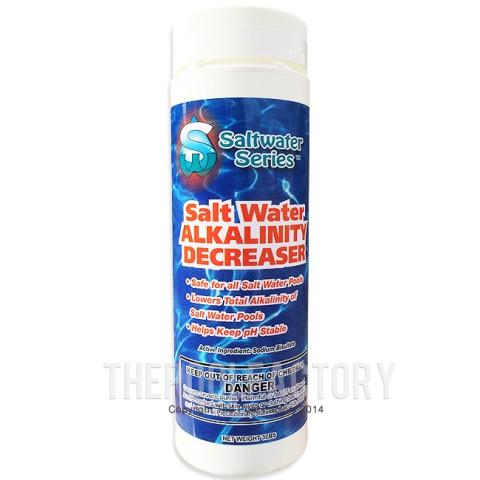 Saltwater Series Alkalinity Decreaser 3lbs